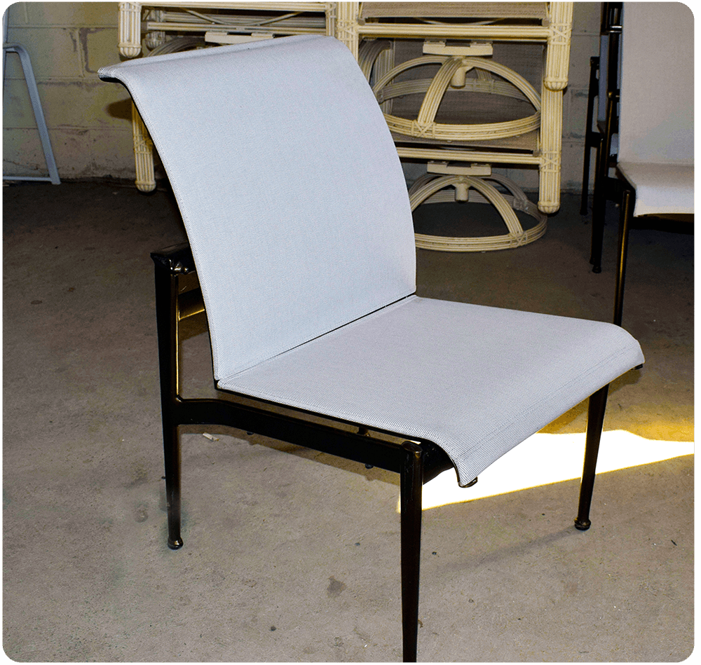 ... Patio Chair Strapping Replacement By Patio Chair Sling Replacement  Outdoor Furniture Restoration And ...