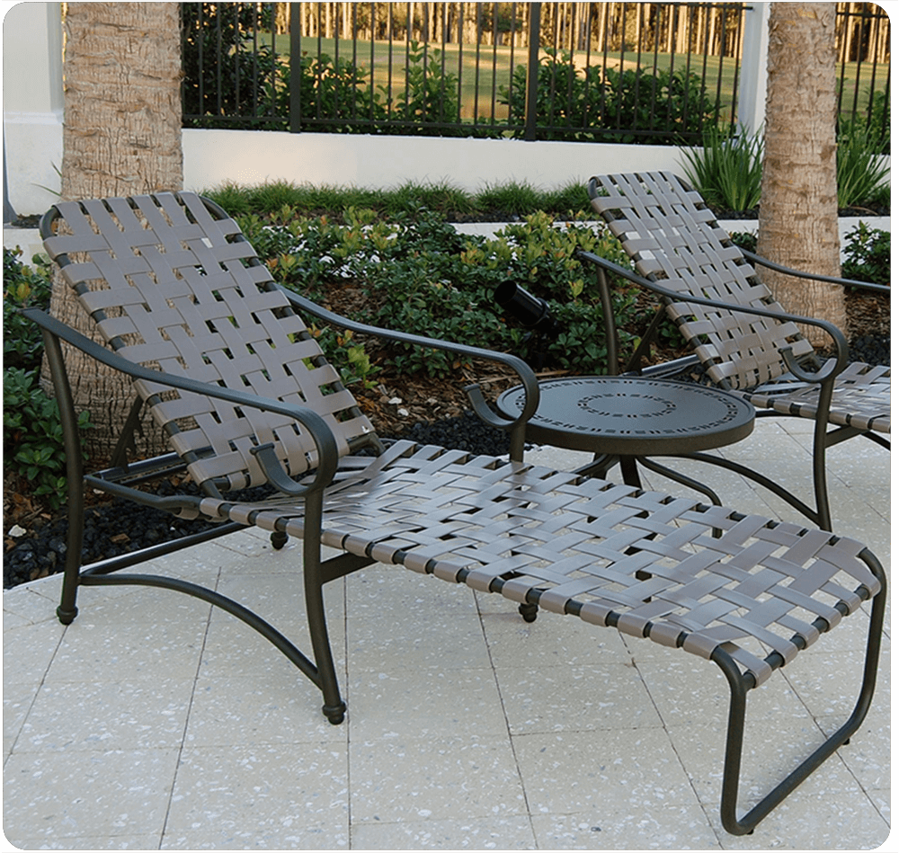 Outdoor Furniture Restoration And Repair Patio Chair