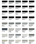 Blacks-Greys