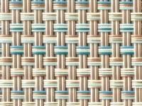 Phifertex® Cane Wicker & Waffle Wicker - Cane Weave Pacific