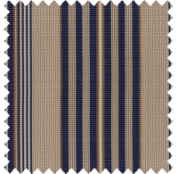 Phifertex® Stripe - Leena Indigo