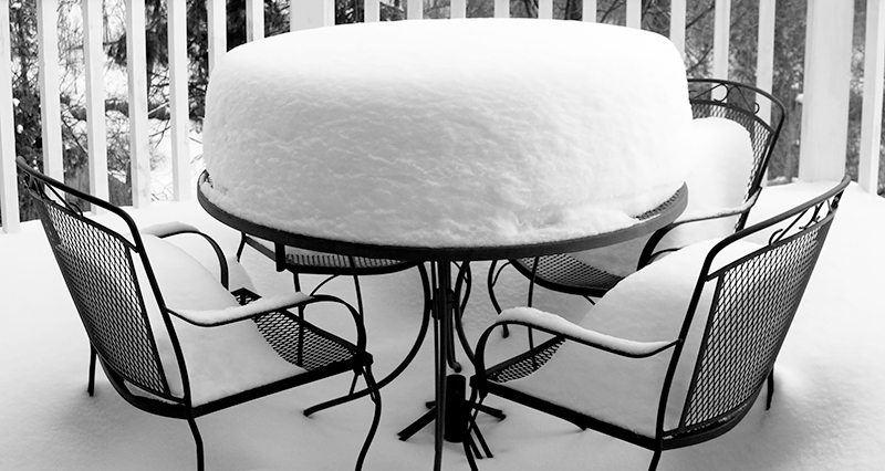 Patio Furniture Protect Wimter